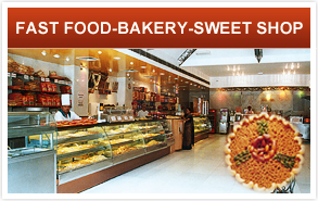 LMB Sweet Shop & Bakery
